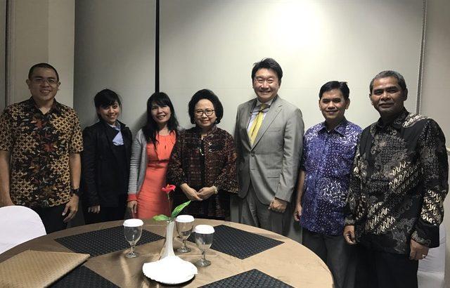 Pendidikan dan Pelatihan Sertifikasi Hakim Niaga Bidang HAKI Lingkungan Peradilan Umum Seluruh Indonesia