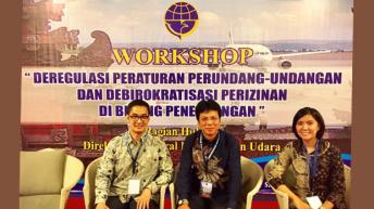 Workshop Deregulasi dan Simplifikasi Peraturan Perundang-undangan di Bidang Penerbangan